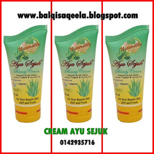 NEW!  AYU SEJUK BEAUTY CREAM