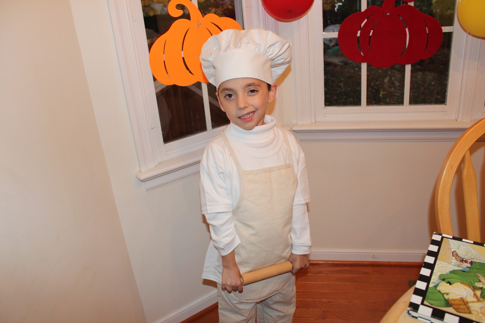 Nursery Rhyme Character Costume