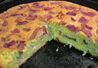 recipe for bacon-cheese cornbread