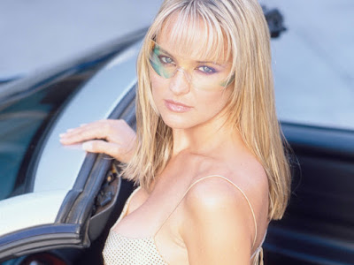 Sharon Case Sexy Wallpaper