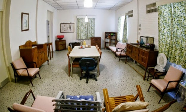 How Lee Kuan Yew lived House