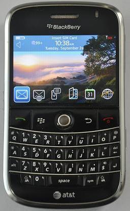 Service Trackball Blackberry Bold Sendiri