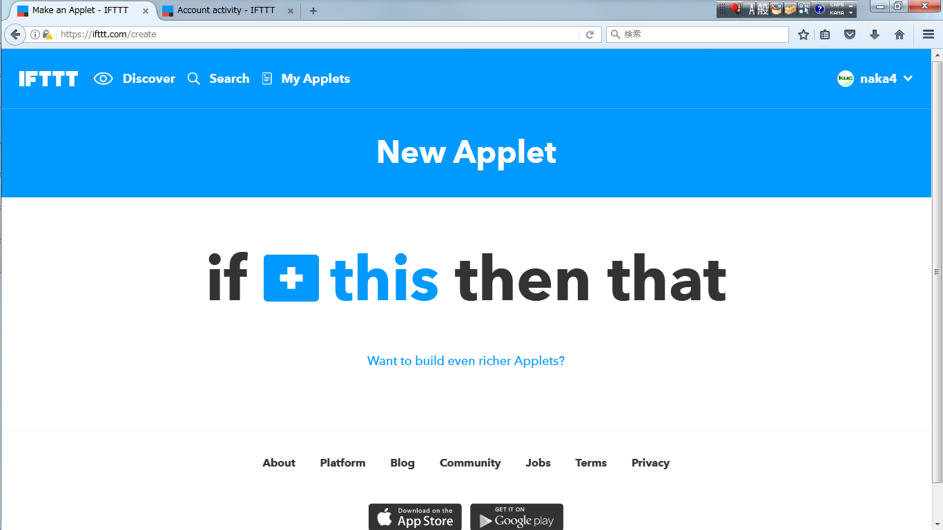 how to use ifttt webhooks