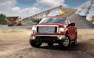 2011 Ford F-150 Wallpapers