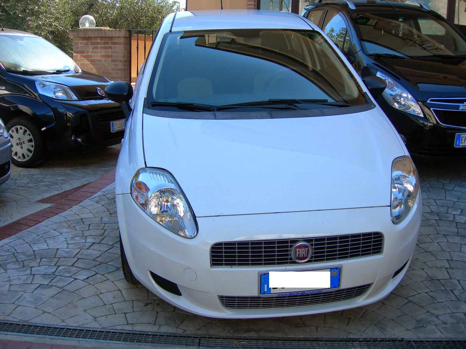Fiat Grande Punto 1.4 Natural Power Metano mod.dinamyc 2008 6.500,00 euro