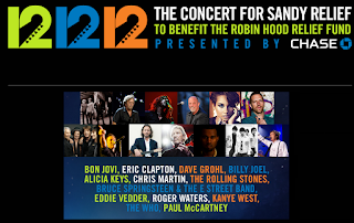 The 12-12-12 Hurricane Sandy Relief Concert