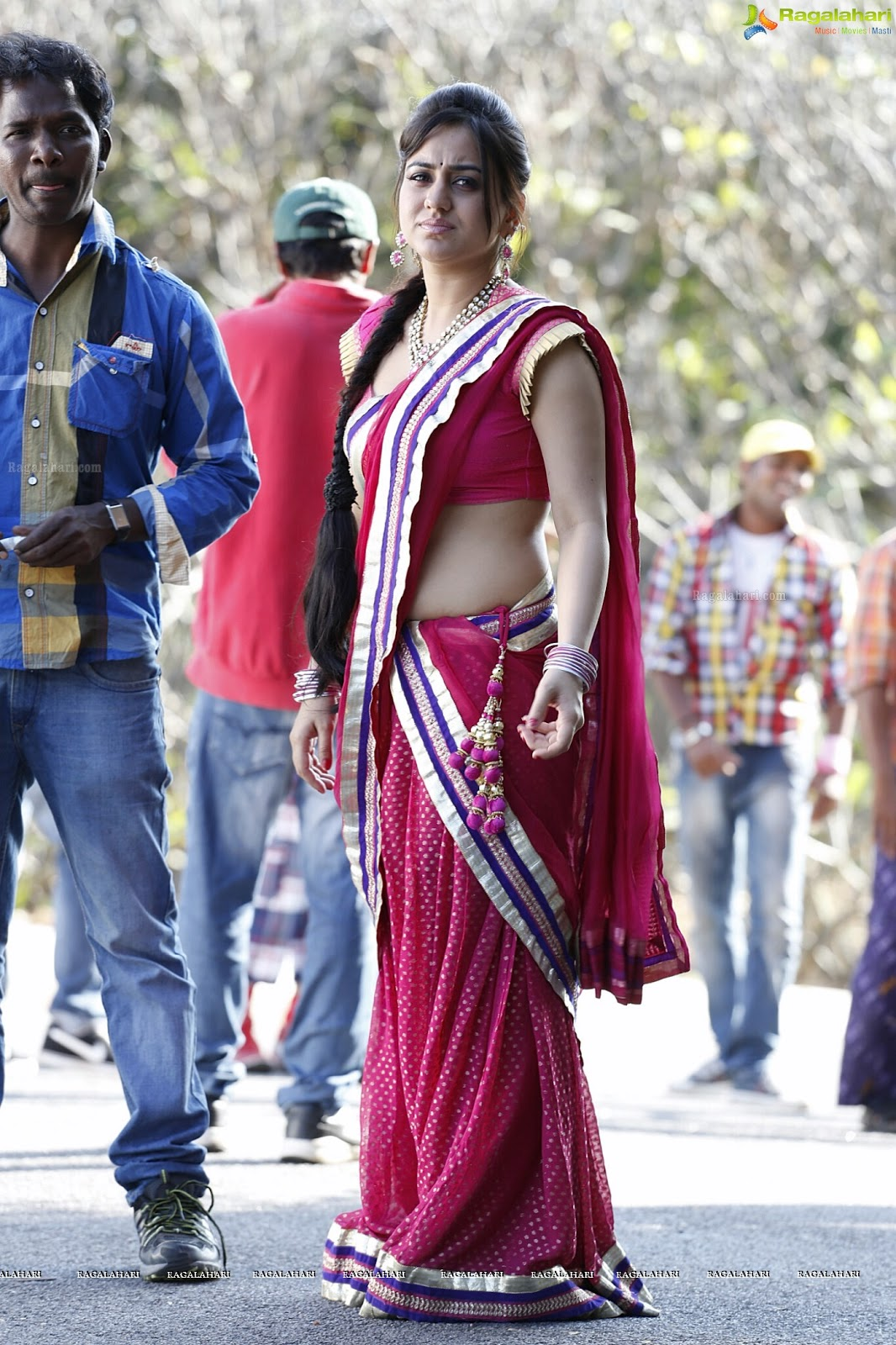 half saree girls in porn