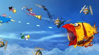 #50 Rayman Wallpaper