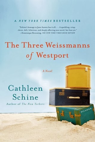 The Three Weissmanns of Westport by Cathleen Schine