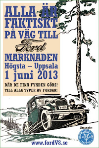 The Early  Ford V8 club Sweden´s swapmeet