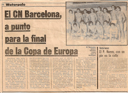 COPA DE EUROPA C.N.B.