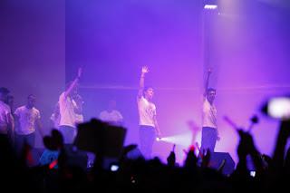 [Noticias] JYJ recibe una calida Bienvenida en España!  1