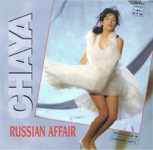 Chaya - Russian Affair (Maxi)