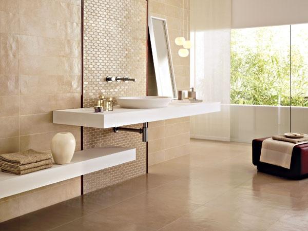 Decorare con le resine un mondo di possibilit - Pavimenti bagno in resina ...