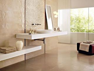 Decorare con le resine un mondo di possibilit - Come pulire le mattonelle del bagno ...