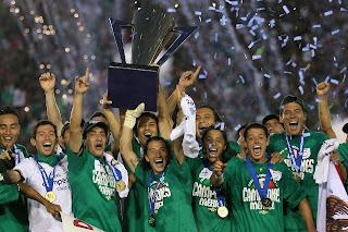 México coronó Campeón Copa de Oro 2011