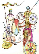 Soldati Romani del Periodo Imperiale