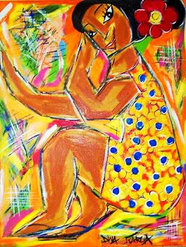 Filha de Oxum - 2010