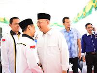 PKS Resmi Dukung Pasangan Dzulmi Eldin dan Akhyar Nasution