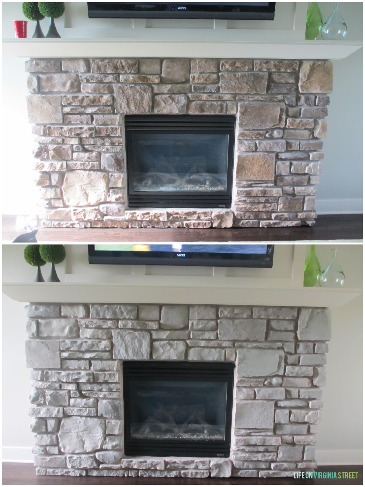 Can You Still Use Your Fireplace If Painted