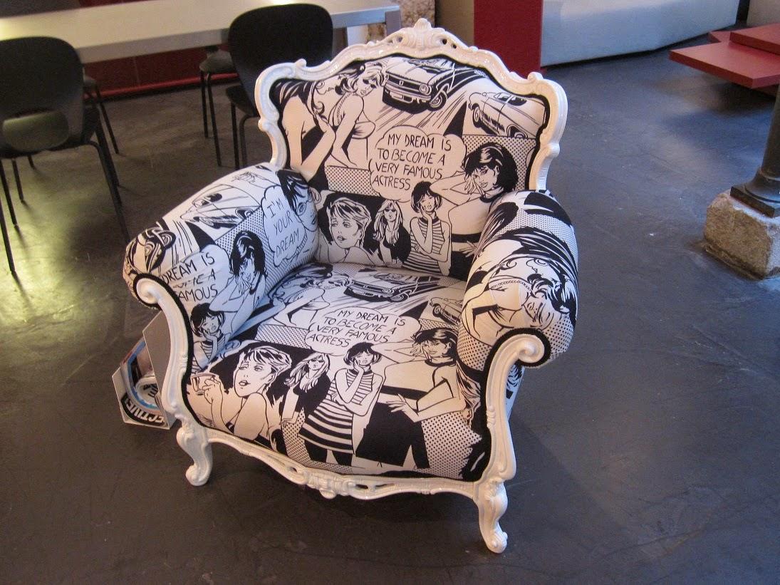 vu du balcon dans un fauteuil. Black Bedroom Furniture Sets. Home Design Ideas
