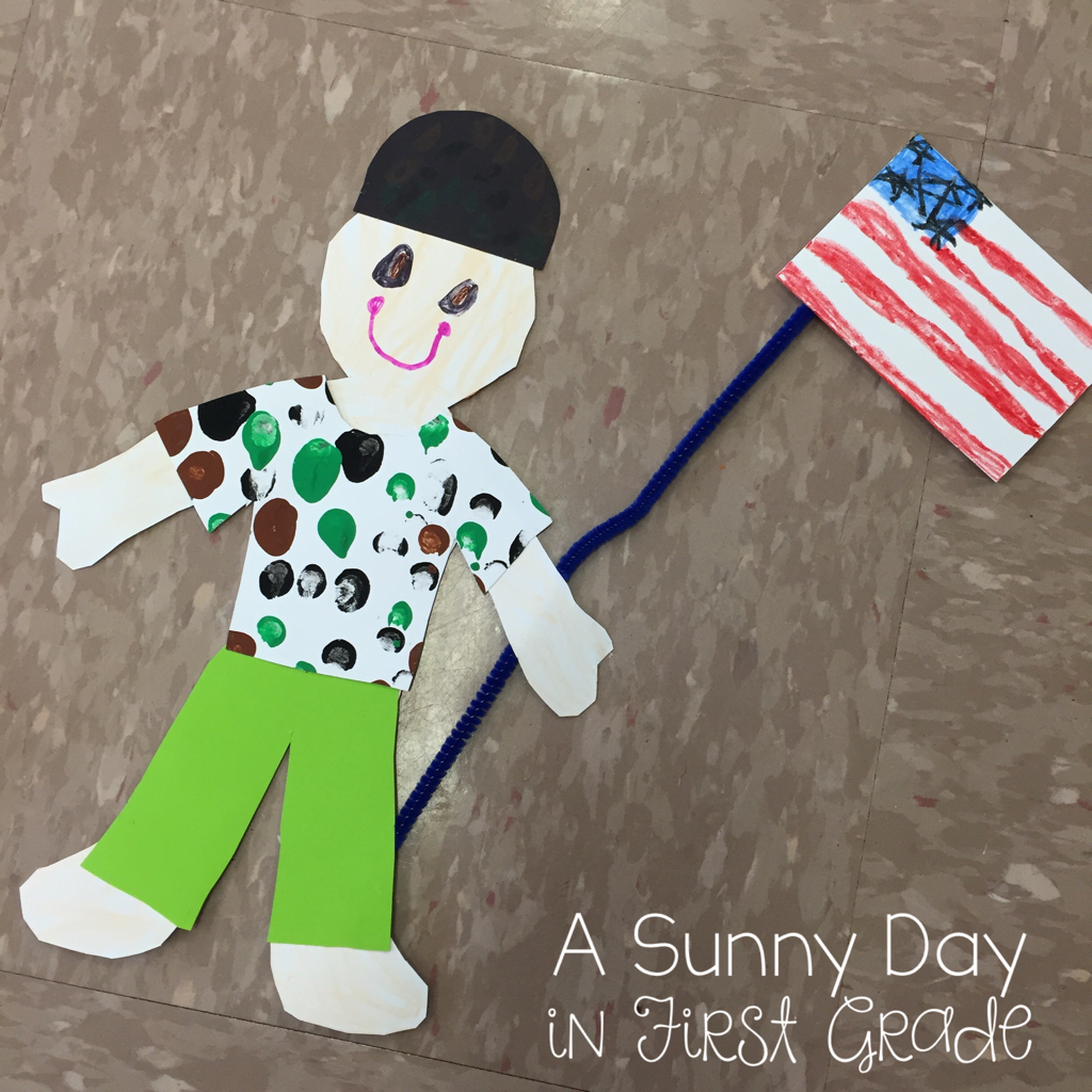 Day Crafts For First Grade