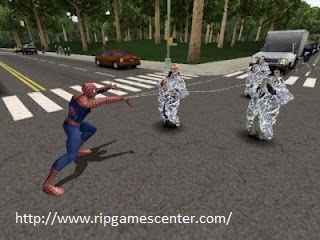 Spiderman 2 Games