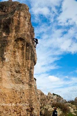 escalada en Gozo