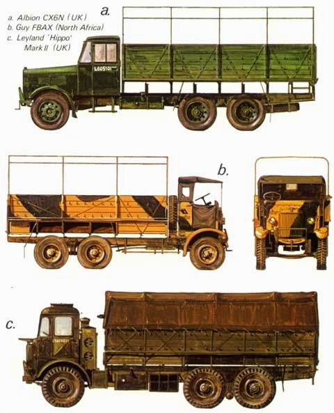 allied tanks and combat vehicles of world war ii british military transport wwii. Black Bedroom Furniture Sets. Home Design Ideas
