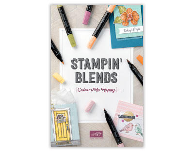 Read about Stampin' Blends