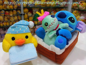 Bedtime Stitch + Scrump
