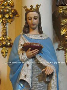 Agosto - San Luis Rey de Francia - Templo de la Tercera Orden Franciscana