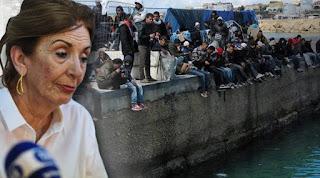 Πόσοι τζιχαντιστές άραγε «λιάζονται» στην Ελλάδα κυρά-Τασία;