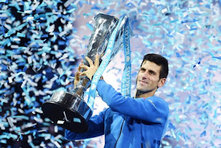 TENIS - Copa de Maestros 2015. Djokovic es el maestro indiscutible del tenis actual. Rojer y Tecau son la pareja maestra