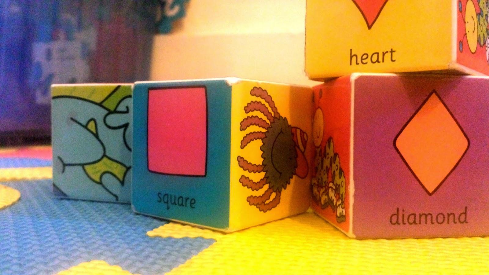 Puzzle Cubes - Mellies Corner