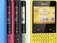 Nokia Asha 210 with inbuilt WhatsApp