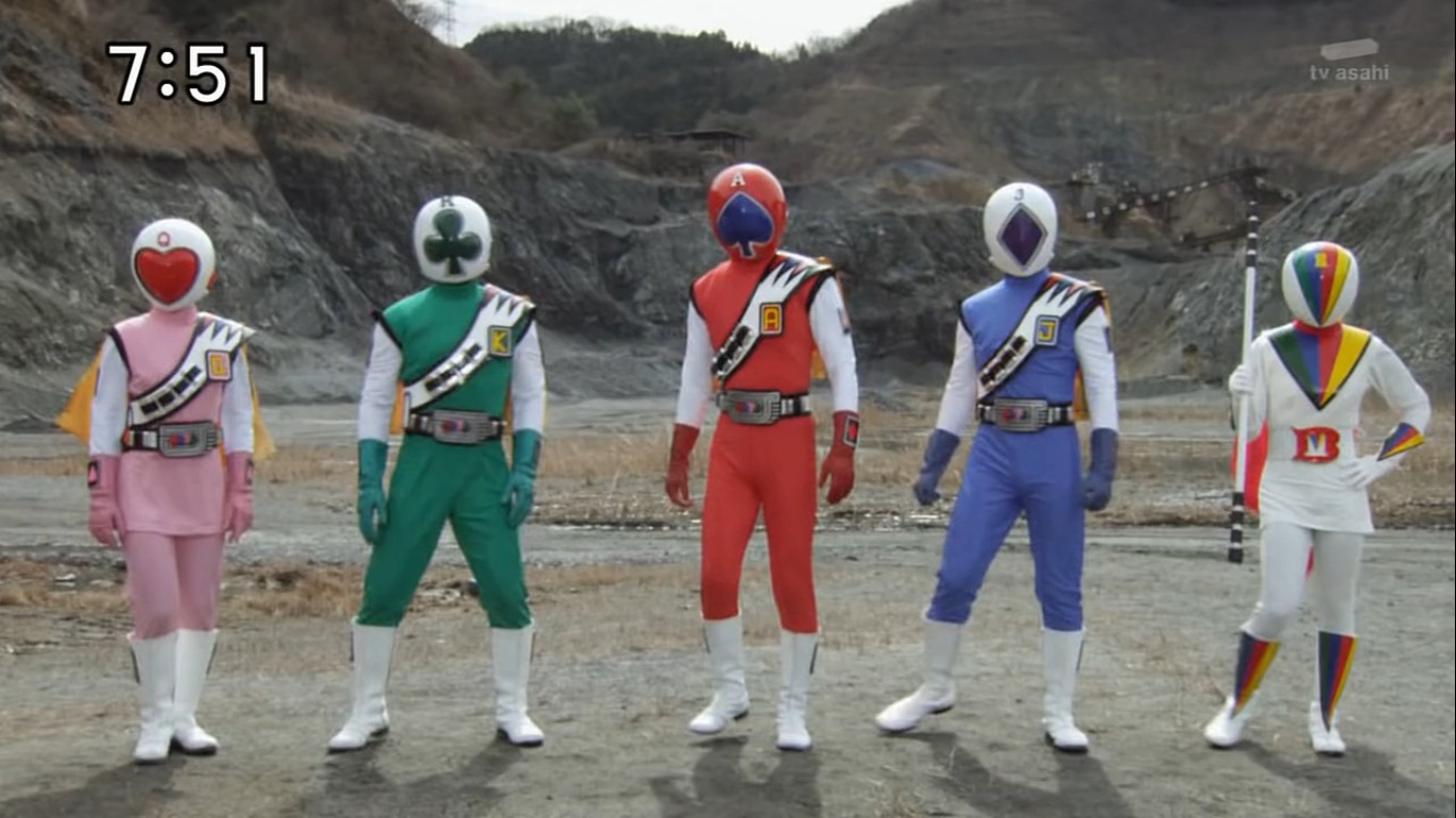 Paolo1350 s lane every super sentai vs movie since 2011 except 199