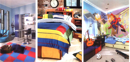 inspiring-bedrooms-For-Boy-Kids-bedrooms