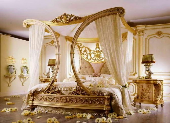 New I found it while googling king furniture for ideas CRAZY right It kind of scares me a little I um more a sleigh bed kind of girl