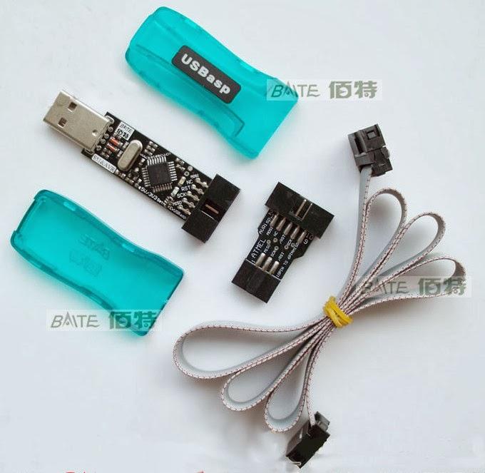 Cheap USBasp from bitemcu.cn