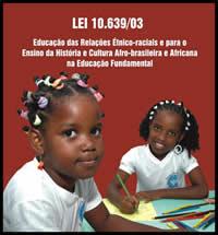 LEI Nº 10.639 - DE 9 DE JANEIRO DE 2003