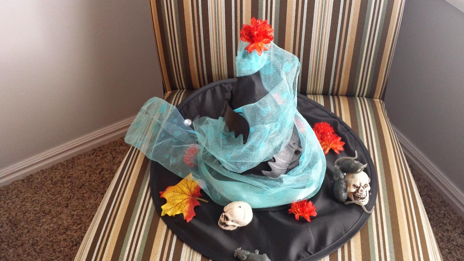 crafty witch hat