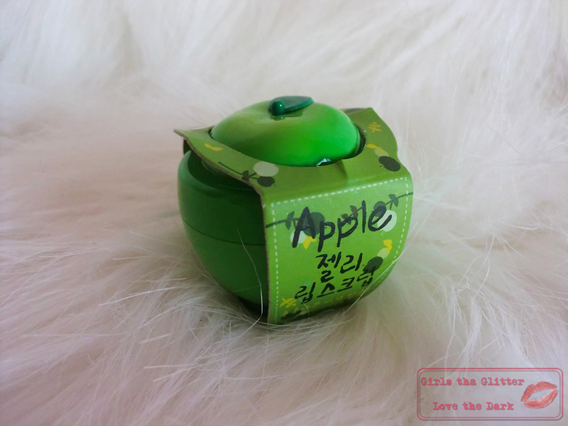 Baviphat Apple Jelly Lip Scrub.