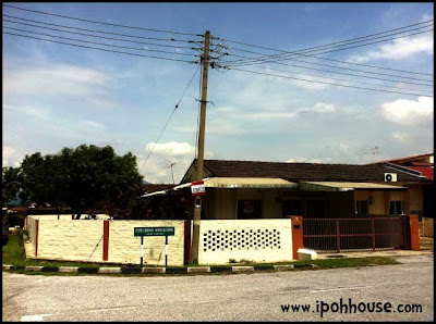 IPOH HOUSE FOR RENT (R04437)