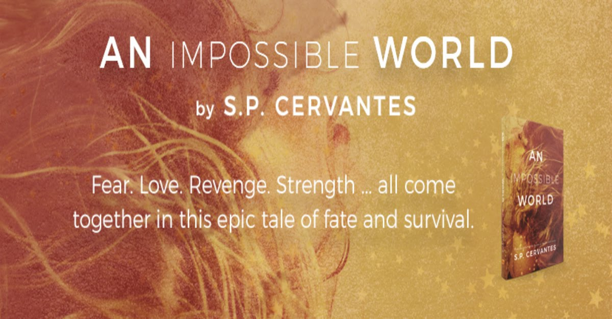 An Impossible World Book Blitz