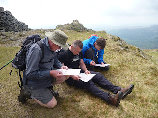 Mountain Navigation Skills Training Courses in North West Engand.