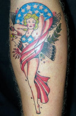 Love These Traditional American Style And The Old Sailor Style Tattoo