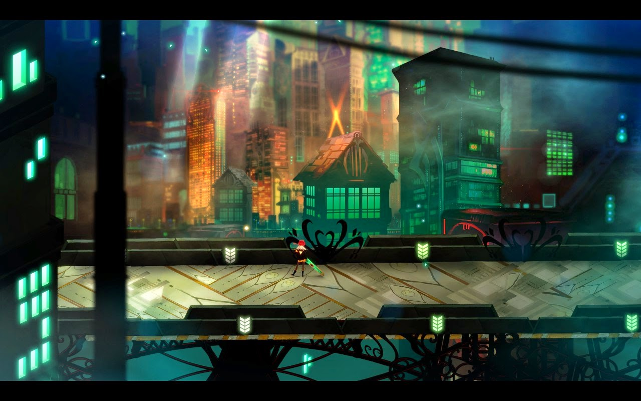 Transistor World of Cloudbank