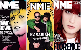 Remembering NME magazines