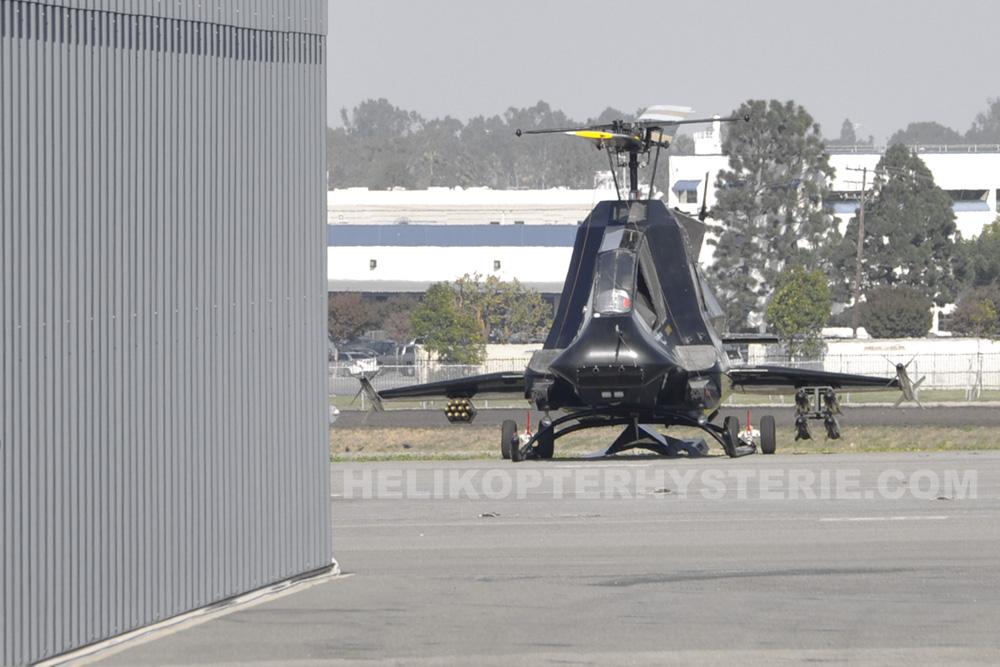 Deu no CAVOK: Novo helicóptero stealth do Exército dos EUA?